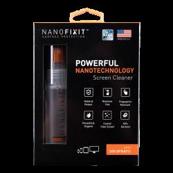 Nanofixit,Powerful Screen Cleaner,NFISKUK image here