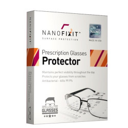 Nanofixit Prescription Glasses Protector image here