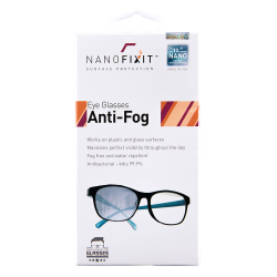 Nanofixit,Eyeglasses Anti-fog,PSGANFX image here