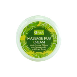 Giga Naturally,Massage Rub Cream 10ml,4809012484428 image here