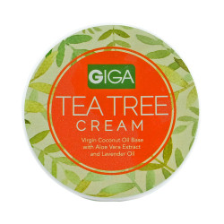 Giga Naturally,Tea Tree Cream 60ml,4809012484435 image here