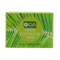 Giga Naturally,Virgin Coconut Oil Soap,4809012484206 image here