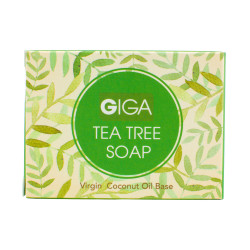 Giga Naturally,Tea Tree Soap,4809012484497 image here