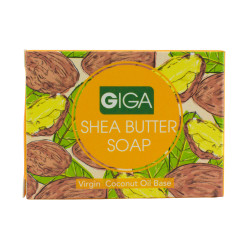Giga Naturally,Shea Butter Soap,4809012484503 image here