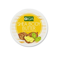 Giga Naturally,Shea Body Butter,4809012484459 image here