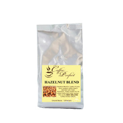 Coffee Perfect,Hazelnut Blend 250g Ground Beans,Hazelnut_001 image here