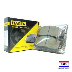 Hagen Premium Brake Pads for Toyota Tamaraw Revo GP1433 image here