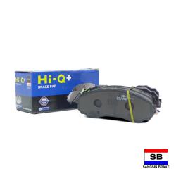 Hi-Q+ Severe Duty Brake Pads for Hyundai Starex CRDI, Veracruz, Kia Carnival/Sedona III QP1238 image here