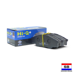 Hi-Q+ Severe Duty Brake Pads for Toyota Hilux Vigo 4x2, Innova QP1276 image here