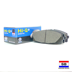 Hi-Q+ Severe Duty Brake Pads for Toyota Hi-Ace V Grandia/Super Grandia QP1376 image here