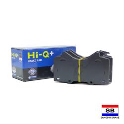 Hi-Q+ Severe Duty Brake Pads for Toyota Landcruiser IX (200), Lexus LX 570 QP1381 image here