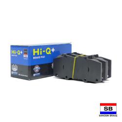 Hi-Q+ Severe Duty Brake Pads for Toyota Hi-lux Vigo 4x4, Fortuner QP1484 image here