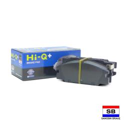 Hi-Q+ Severe Duty Brake Pads for Isuzu Crosswind, Hi-Lander, Pick-up QP2010 image here