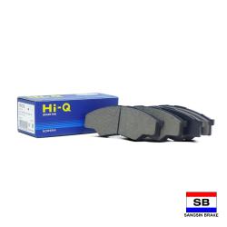Hi-Q Front Brake Pads for Toyota Hi-lux Vigo 4x2 2005-2008, Innova 2005-2015 SP1276 image here