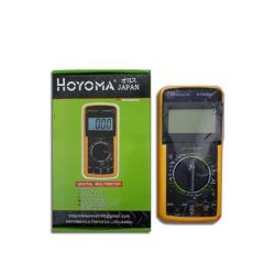 Hoyoma Digital Multimeter Tester DT9205A+ image here