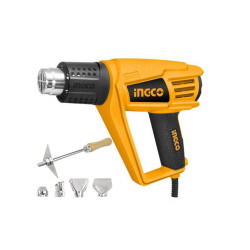 INGCO Heat Gun w/Nozzle Included HG20008 image here