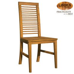 Handcrafted Gold Teak 054 Dining Chair (Gold Teak Series Indoor Design) image here