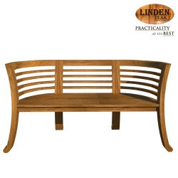 Handcrafted Gold Teak Chantik 2 Seater Sofa Chair (Gold Teak Series Indoor Design) image here