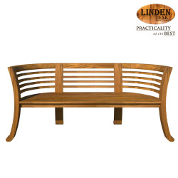 Handcrafted Gold Teak Chantik 3 Seater Sofa Chair (Gold Teak Series Indoor Design) image here