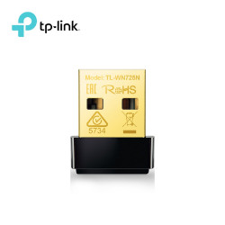Tp-Link TL-WN725N 150Mbps Wireless N Nano USB Adapter,TL-WN725N image here