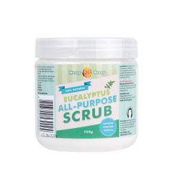 Messy Bessy Eucalyptus All Purpose Scrub 750 g,white,CL-EAPX750G image here