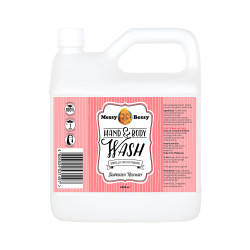Messy Bessy Hand and Body Wash Grapefruit Rosemary 2000ml image here