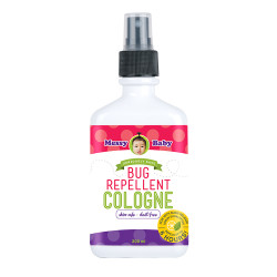 Messy Bessy Messy Baby Bug Repellent Cologne 200ml,red,BB-BRCX200 image here