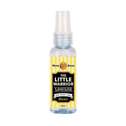 Messy Bessy The Little Warrior Bergamot 50ml,yellow,PC-TLWBER50 image here