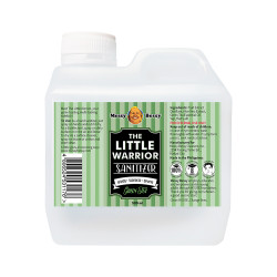 Messy Bessy The Little Warrior Green Tea 500ml,green,PC-TLWGNT500 image here