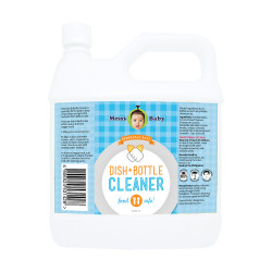 Messy Bessy Messy Baby Dish & Bottle Cleaner 2000ml,blue,BB-DBCXJ2000 image here