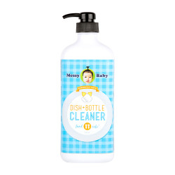 Messy Bessy Messy Baby Dish & Bottle Cleaner 500ml,blue,BB-DBCX500 image here