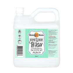 Messy Bessy Hand & Body Wash Aloe Green Tea 2000ml image here