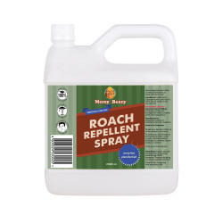 Messy Bessy Roach Repellent Spray 2000ml,green,PE-RRSX2000 image here