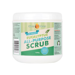 Messy Bessy Eucalyptus All Purpose Scrub 1500g,blue,CL-EAPX1500G image here