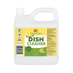 Messy Bessy Dish Cleaner Kiwi Lemon 2000ml,yellow,CL-NDCKWL2000 image here