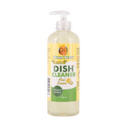 Messy Bessy Dish Cleaner Kiwi Lemon 500ml image here