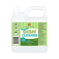 Messy Bessy Dish Cleaner Aloe Green Tea 2000ml,green,CL-NDCAGT2000 image here