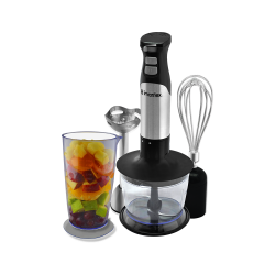 Imarflex Ph, 400ml Immersion Blender, Stainless/Black, ISB-740C image here