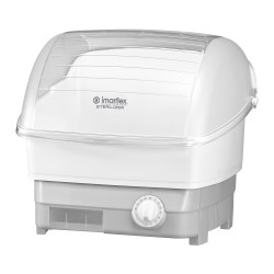 Imarflex Ph, 8-10 Capacity Dish Dryer, White, DD-850 image here