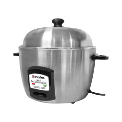 Imarflex Ph, 12 Cups Multi-cooker, Stainless, IMC-6100S image here