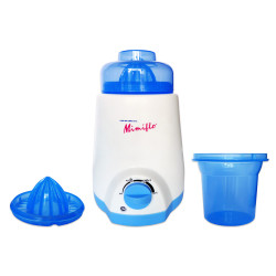 MIMIFLO 757 Baby Food and Milk Warmer with Juicer image here
