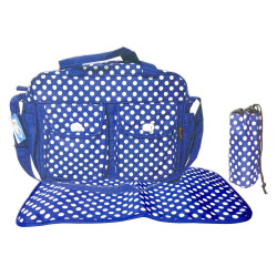 MIMIFLO 105 Diaper Bag image here