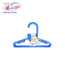 MIMIFLO 717 Baby Hanger Set of 12's Blue,MM717BH12SB image here