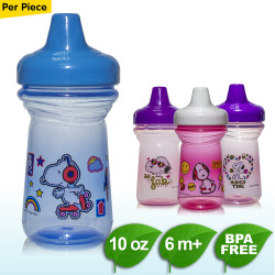 BPA FREE Peanuts Snoopy 10oz Spill Proof Cup image here