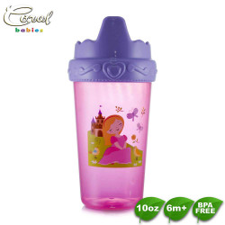Coral Babies 10oz Trusip Non-Spill Training Cup - BPA FREE image here