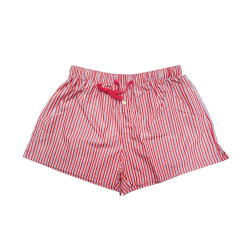 BIOFRESH BOXER SHORTS RED STRIPES ULBS9-5 image here