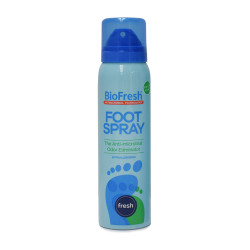 BIOFRESH FOOT SPRAY FRESH BLUE BMFSS01 image here