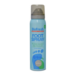 BIOFRESH FOOT SPRAY ACTIVE GRAY BMFSS01-2 image here