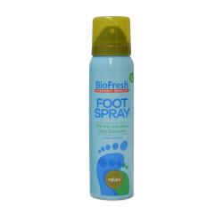 BIOFRESH FOOT SPRAY RELAX DARK GREEN BMFSS01-3 image here