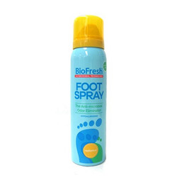 BIOFRESH FOOT SPRAY RADIANCE YELLOW BLFSS01 image here